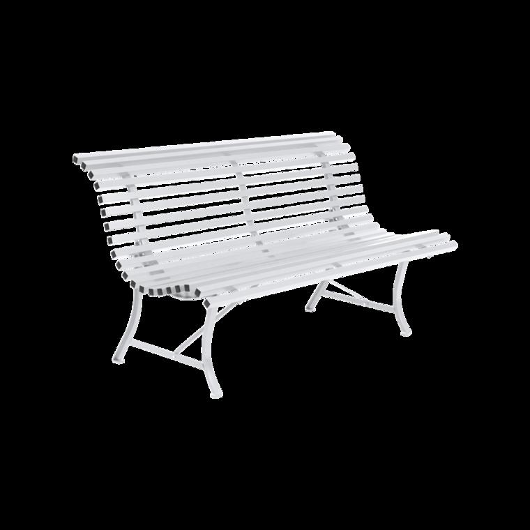 LOUISIANE Bänk 150cm Cotton white