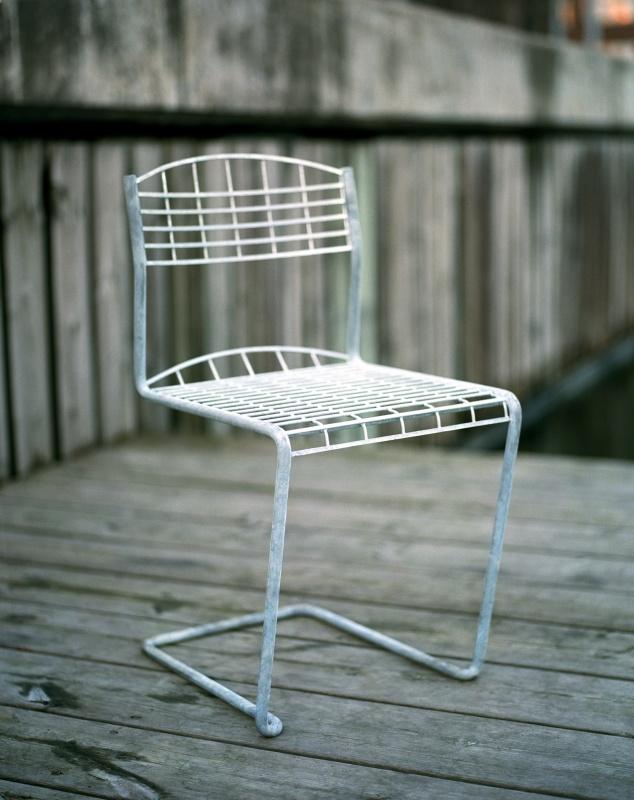 GRYTHYTTAN High-tech stol varmförzinkat
