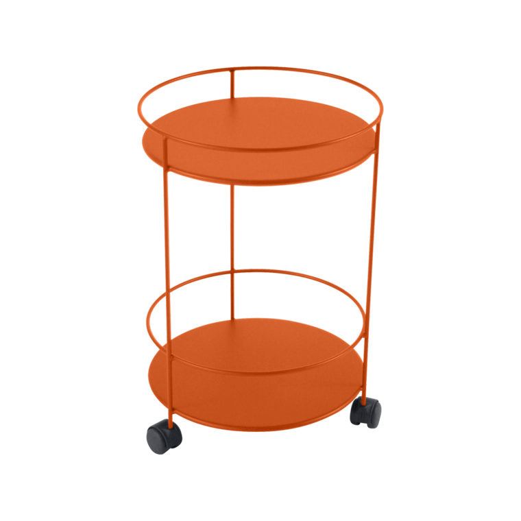 GUINGUETTE Bord m.hjul 40cm Carrot