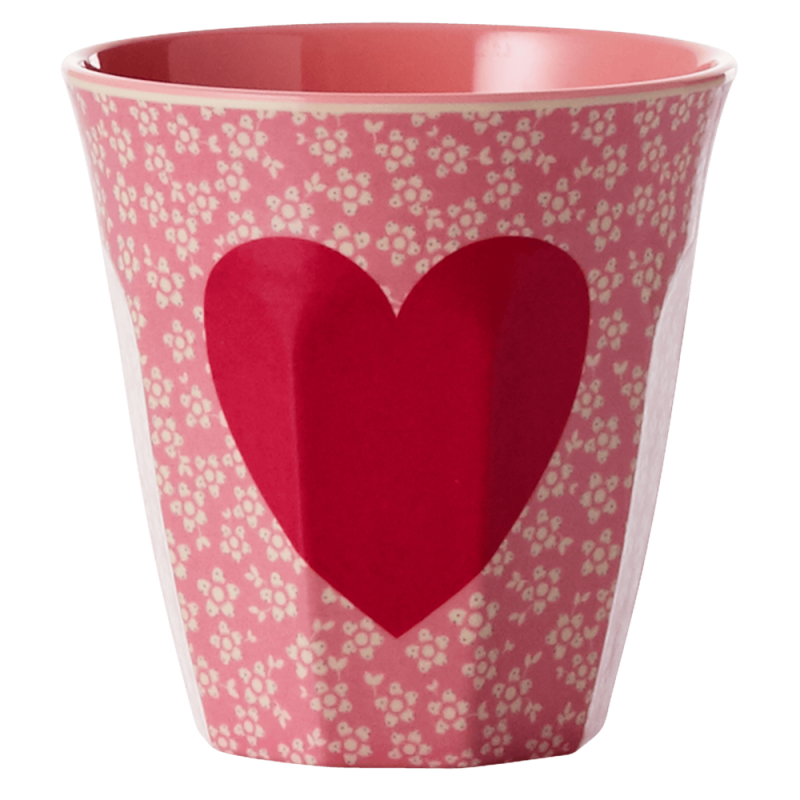 RICE mugg heart medium