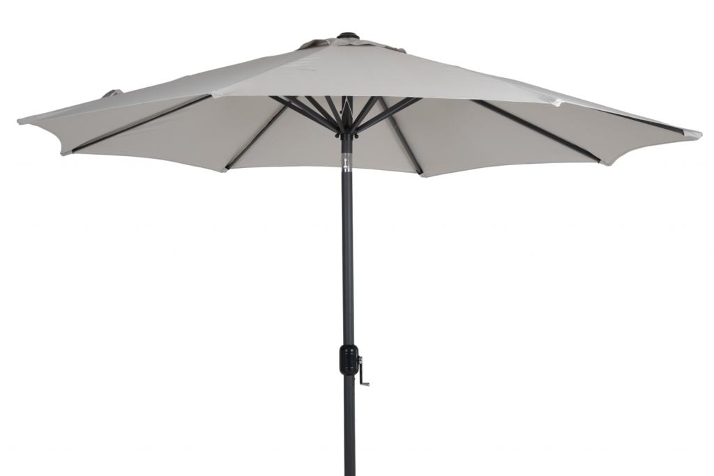 CAMBRE Parasoll 3m Antracit/Khaki