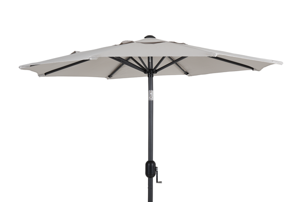 CAMBRE Parasoll 2m Antracit/Khaki