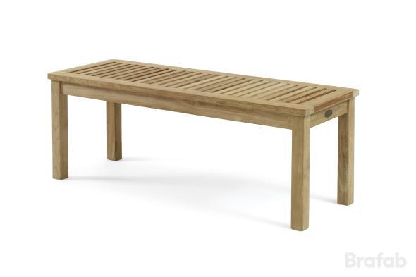 CALCUTTA Bänk 150cm Teak