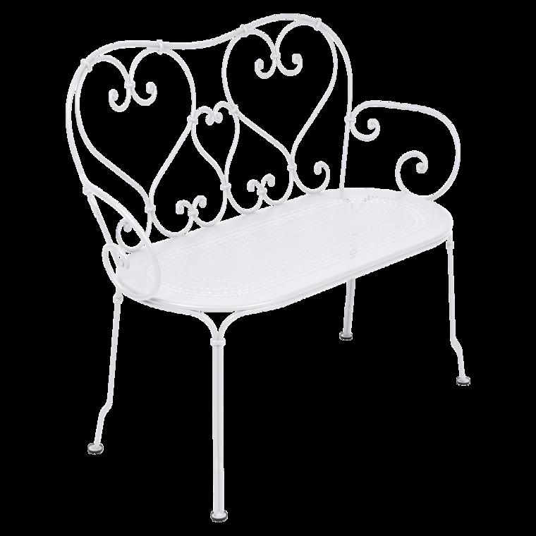 THE 1900 COLLECTION Soffa 106cm Cotton white