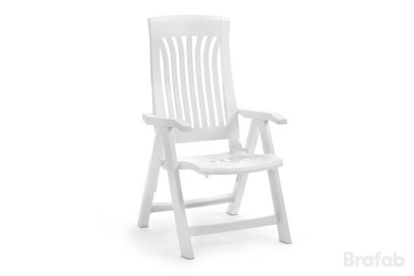 FLORA Pos.stol plast Vit