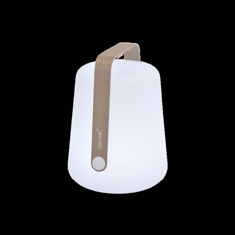 Baladlampa H.25cm Nutmeg