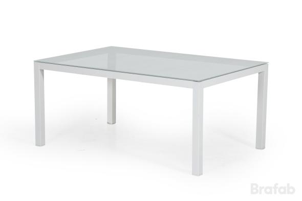 LEONE Soffbord 70x120cm Vit