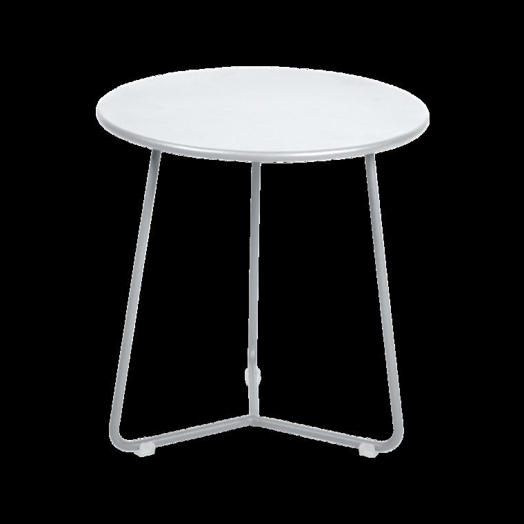 COCOTTE lågt bord 34.5cm Cotton white