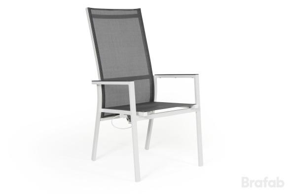AVANTI Pos.stol Vit/Grå
