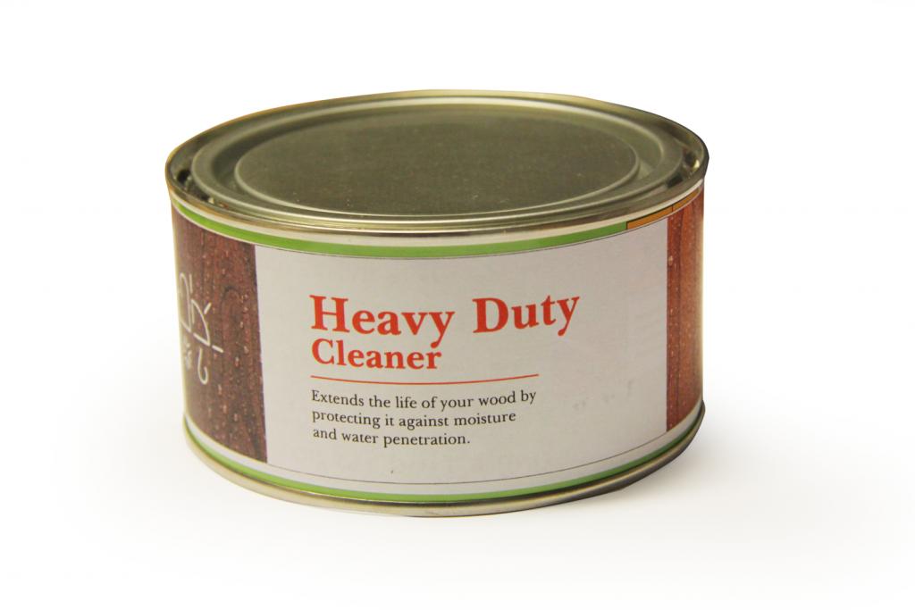 Heavy Duty Wood Cleaner Underhållsprodukt Ofärgad