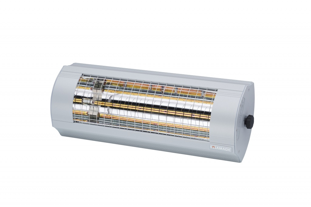 SOLAMAGIC Värmelampa 2000 Eco+ Pro Titan