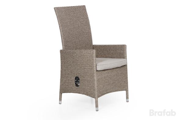 NINJA Pos.stol inkl sittdyna Beige