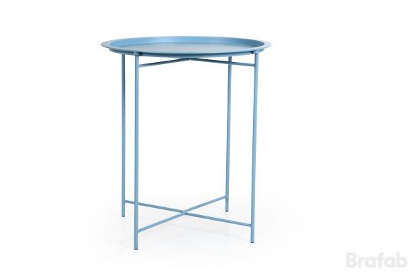 Sangro Brickbord stål blå 46cm