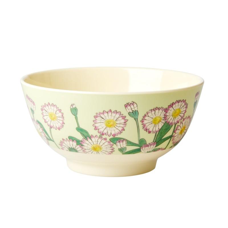 RICE skål daisy