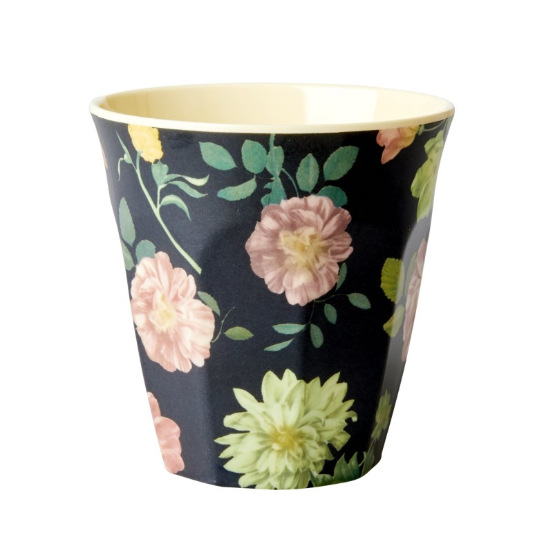 RICE mugg dark rose medium