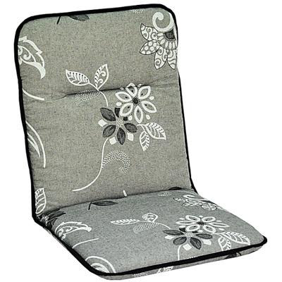 MINIVIKDYNA flower grå