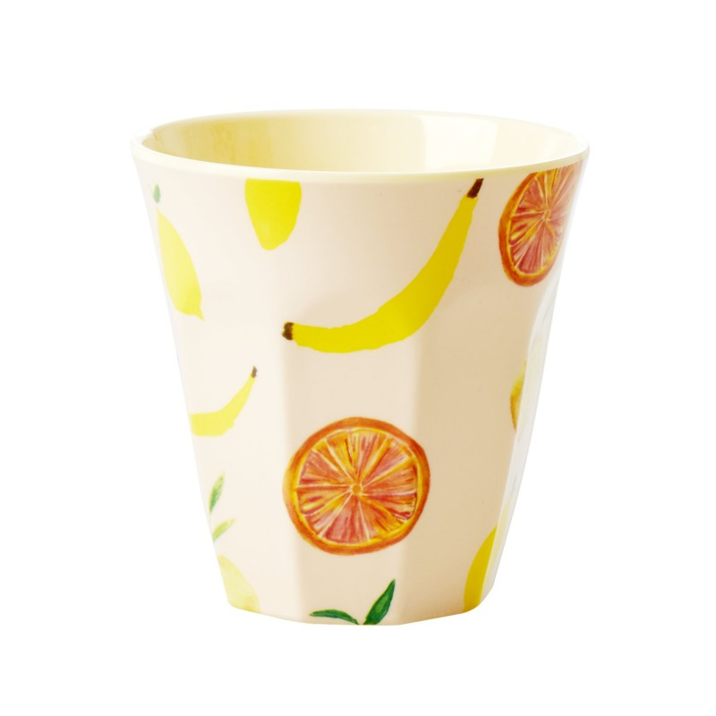RICE mugg happy fruit medium