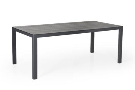 RODEZ Soffbord 130x65 H.50cm Antracit/Grå