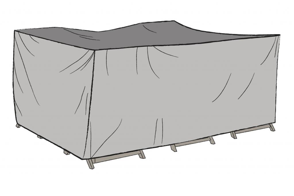 Möbelskydd 165x200 Grå