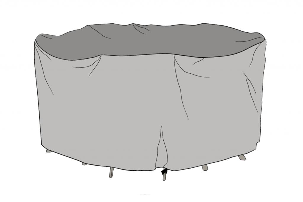 Möbelskydd 200cm Grå