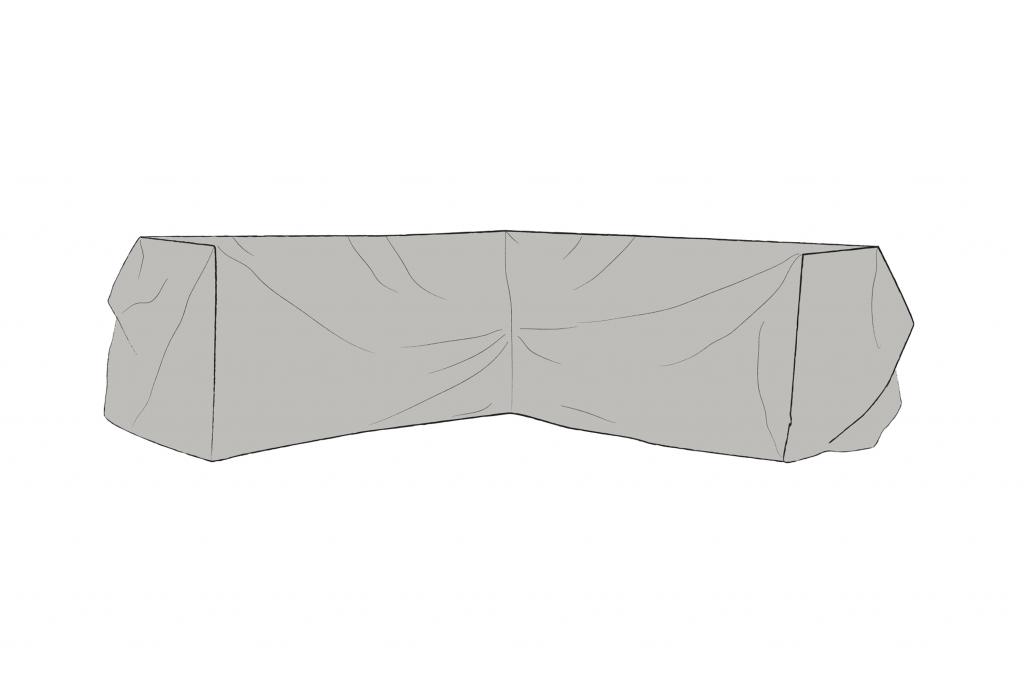 Möbelskydd Leone 220/220x75x65cm Grå