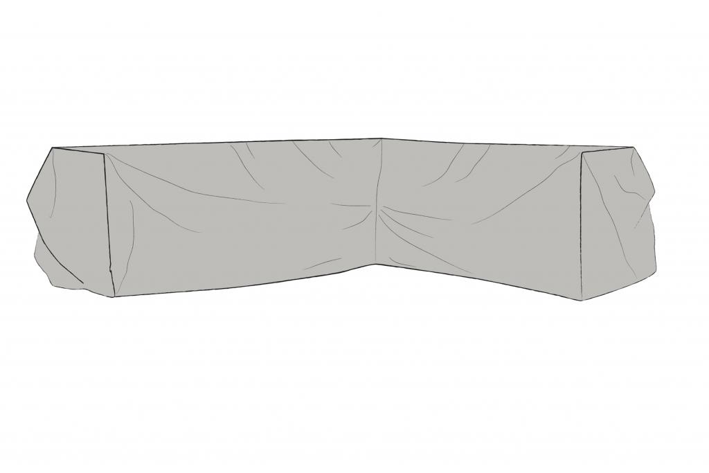 Möbelskydd Leone 220/290x75x65cm Grå