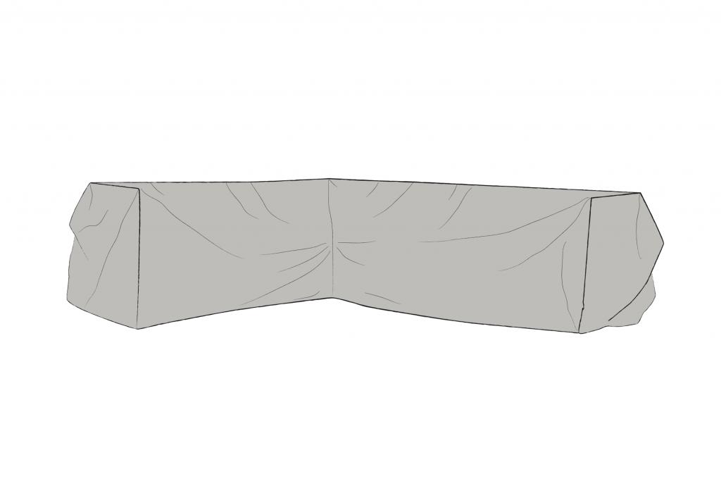 Möbelskydd Leone 290/220x75x65cm Grå