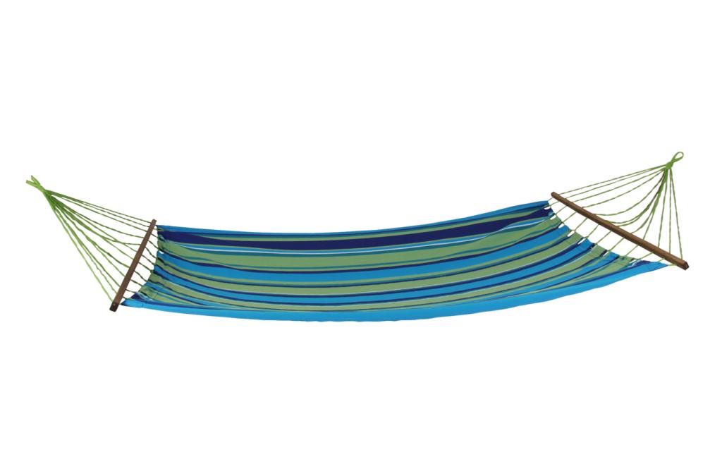 ABBEVILLE Hängmatta Blå flerfärgad