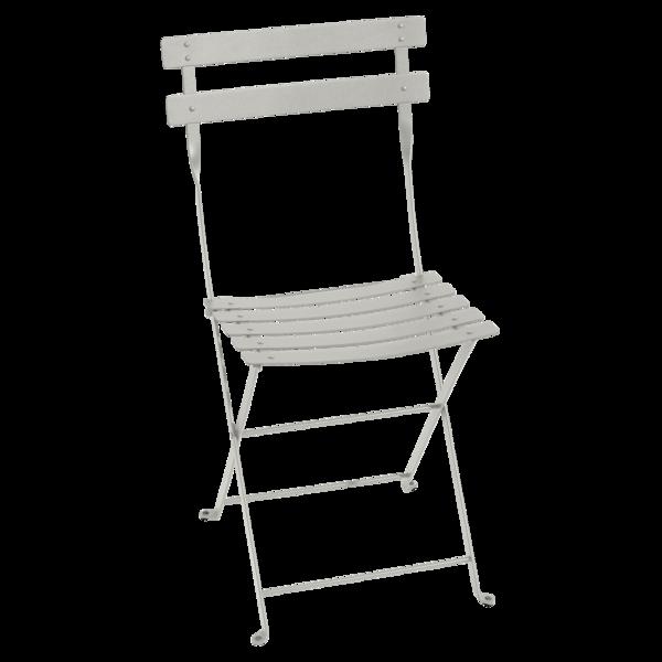 BISTRO Metal Stol Clay grey