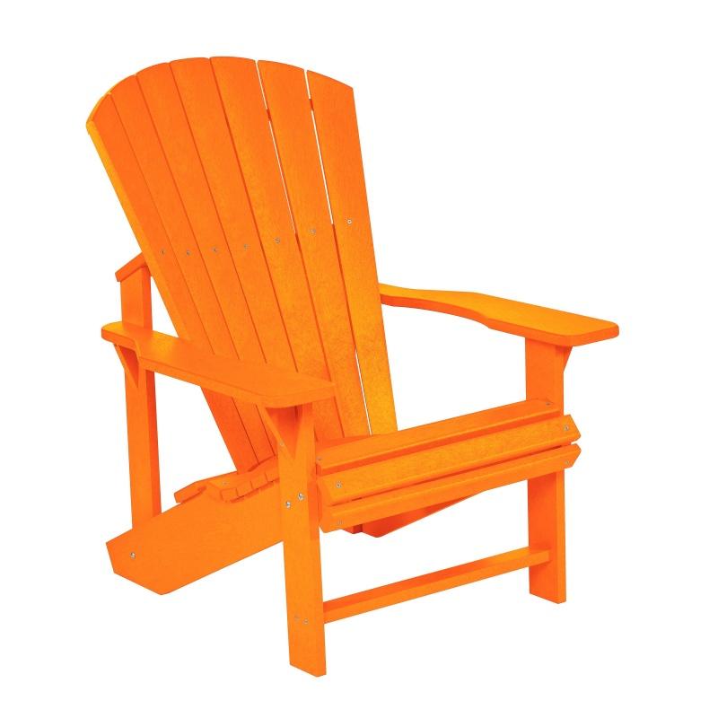 ADIRON Däckstol Orange