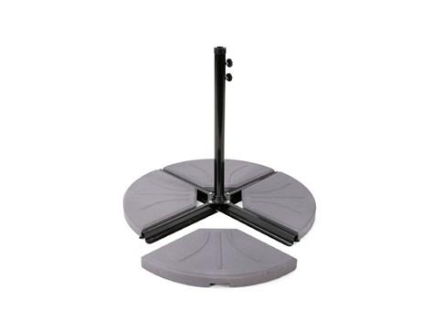 Sidewinder parasollfotsvikt 20kg Betong