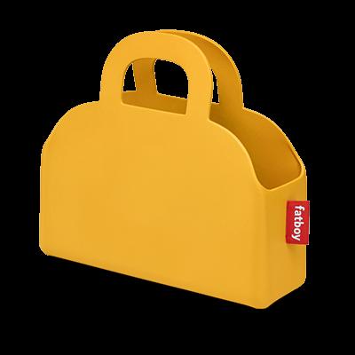 FATBOY Sjopper-Kees Väska Yellow Ochre
