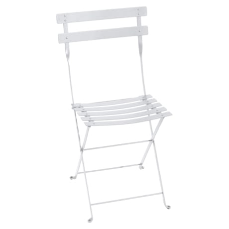 BISTRO Metal Stol Cotton white