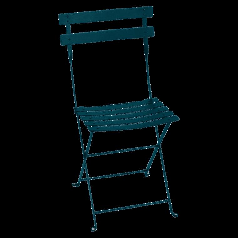 BISTRO Metal Stol Acapulco blue
