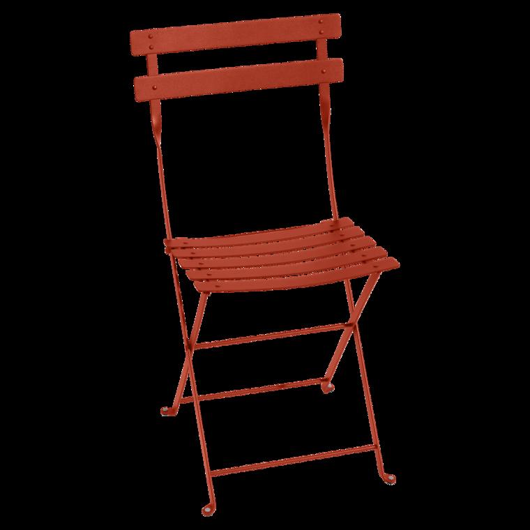 BISTRO Metal Stol Paprika