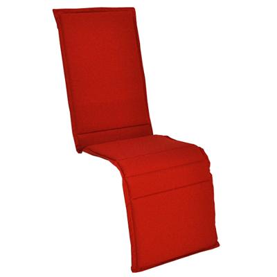 Badendyna Steglös Röd