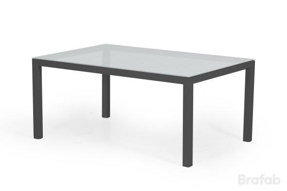 LEONE Soffbord 70x120cm Svart