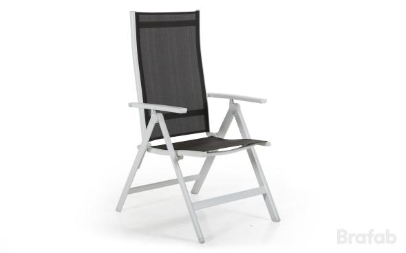 Dino pos.stol Vit/grå