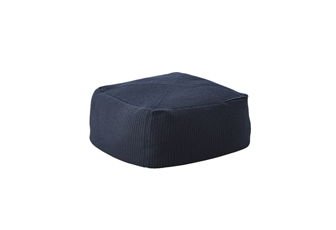 DIVINE Pall 55x55cm Midnight Blue